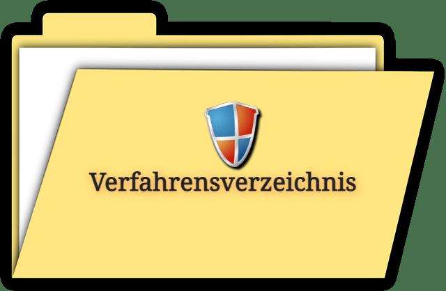 Verfahrensverzeichnis nach DSGVO Webseiten für Handwerker | 👍 Handwerker.zone