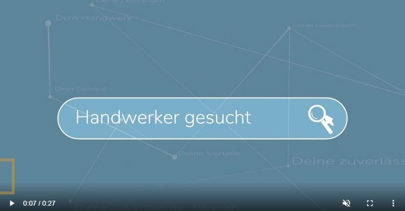 Handwerker-Homepage | Gefunden werden bei Google