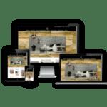 Für alle Endgeräte | Ihre Webseite skaliert für jedes Endgerät richtig.