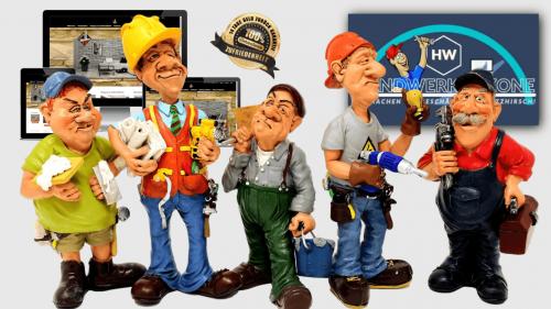 Webseiten für Handwerker   Webdesign für Handwerker   Homepage für Handwerker